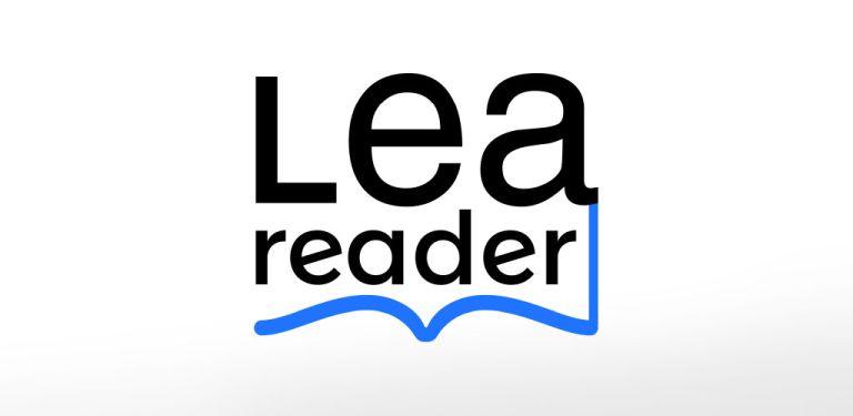 LEA Reader, une application de lecture mobile